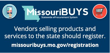 Click here to link to the MissouriBUYS Registration Page